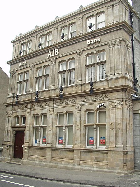 1877 &#8211; Allied Irish Bank, Sligo, Co. Sligo